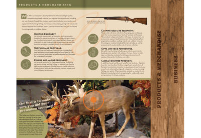 Cabela's Annual Report
