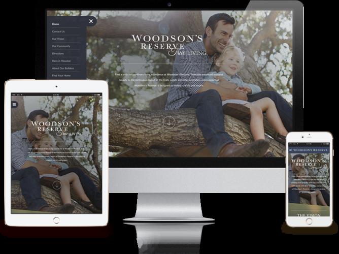 Woodson's Reserve Website