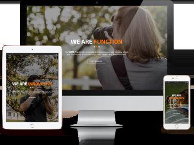Cams Pro Website