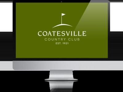 Coatesville Country Club Logo