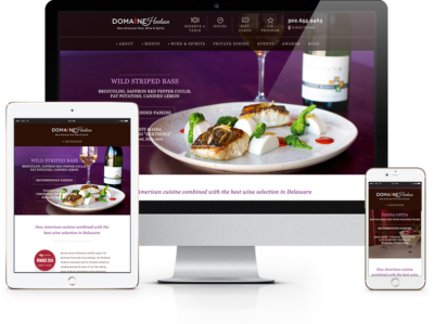 Domaine Hudson Featured