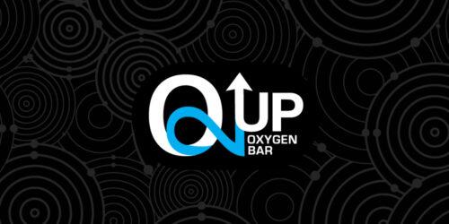 O2UP Logo Design