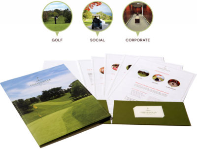 Coatesville Country Club Membership Package