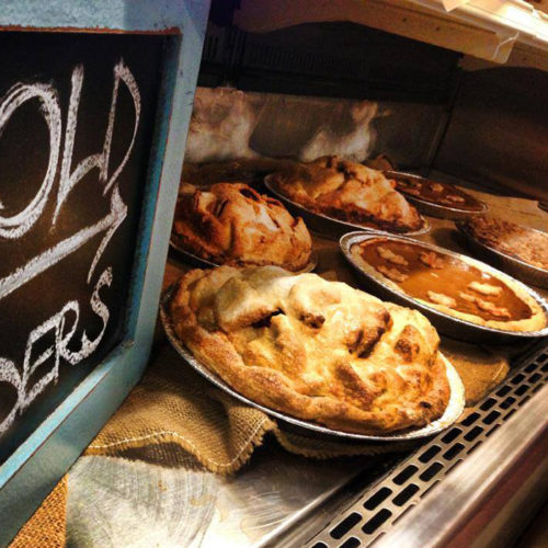 The Market Pies