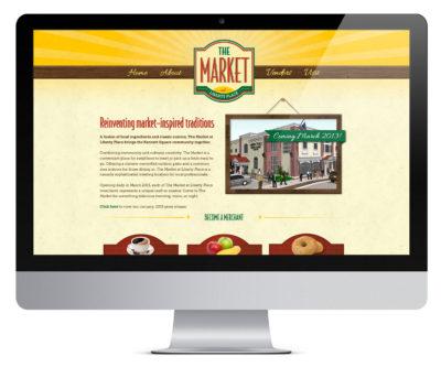 The Market Website