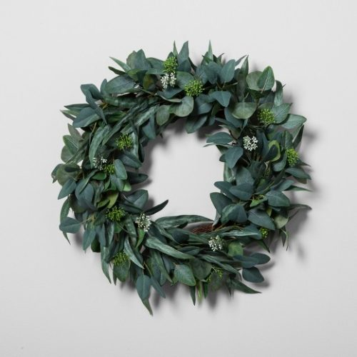 Eucalyptus Wreath - Hearth & Hand