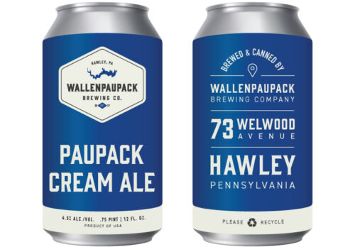 Wallenpaupack Brewing Company Cans