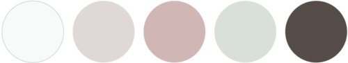 Muted Color Palette