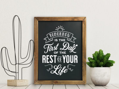 Printable Chalkboard Art