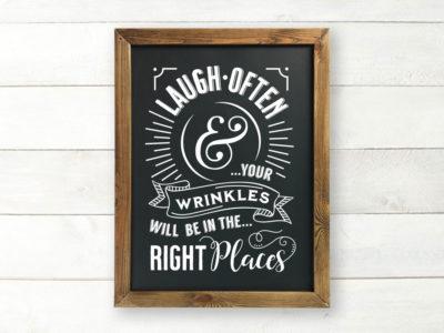 Laugh Often Quote