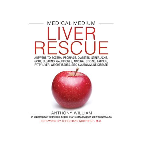 Liver Rescue Book