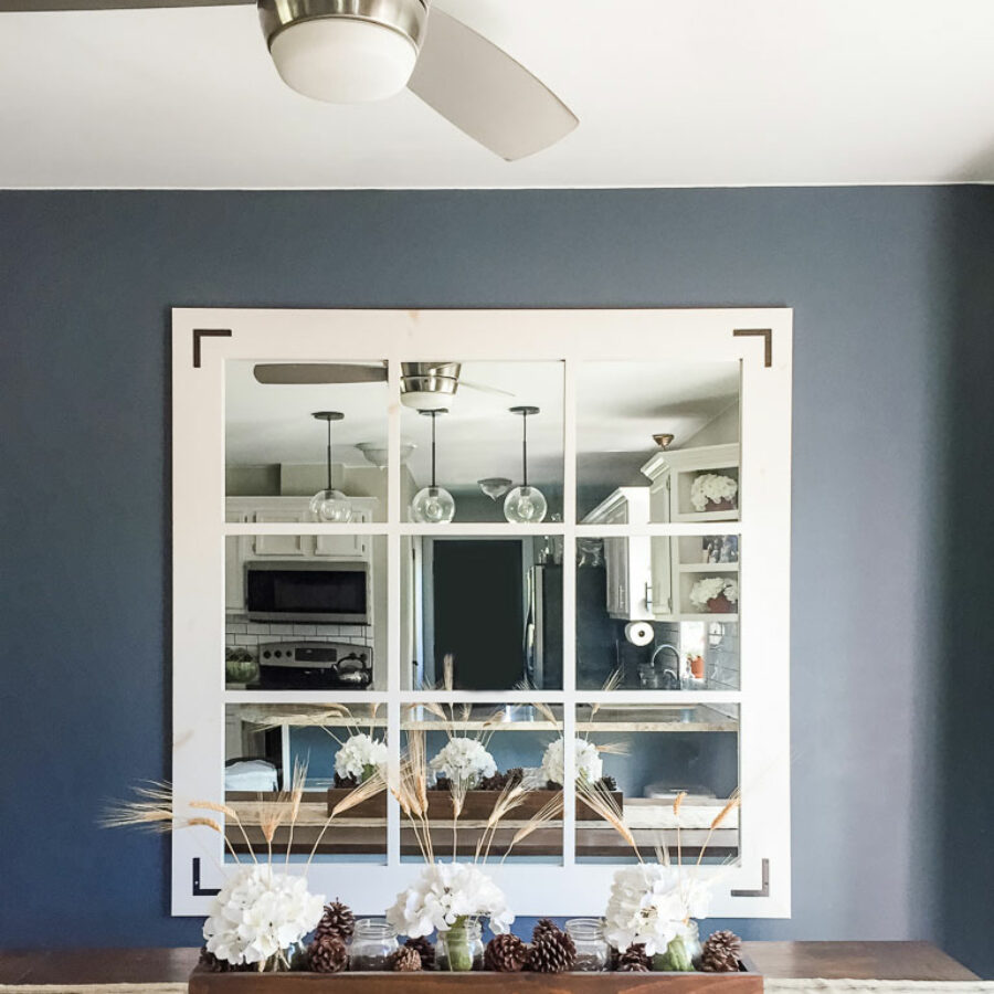 Large Farmhouse Mirror