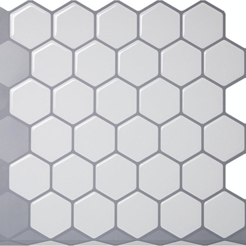 Tic Tac Tiles Hexagon