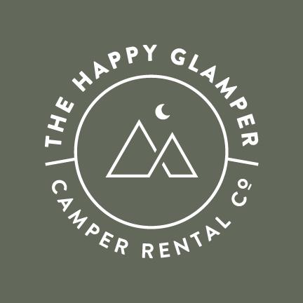 The Happy Glamper Co. Logo