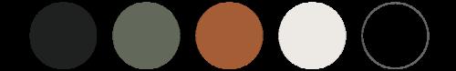 The Happy Glamper Co. Color Palette