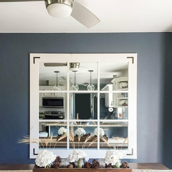 Large Farmhouse Mirror