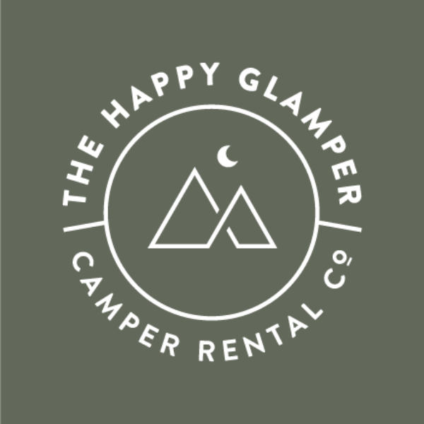 The Happy Glamper Co. Logo