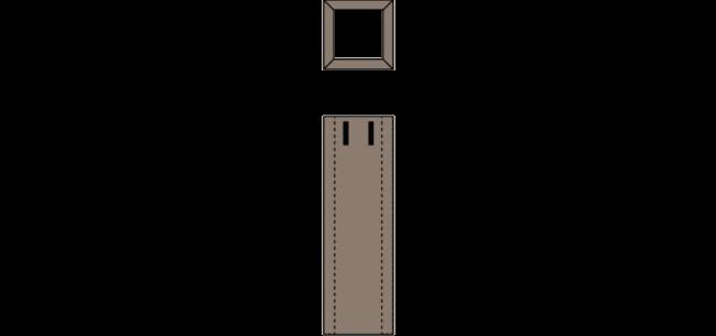 Chunky Farmhouse Coffee Table Plans (Legs)