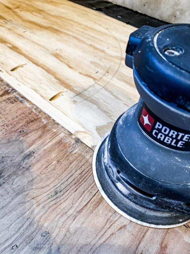 Porter Cable Sander