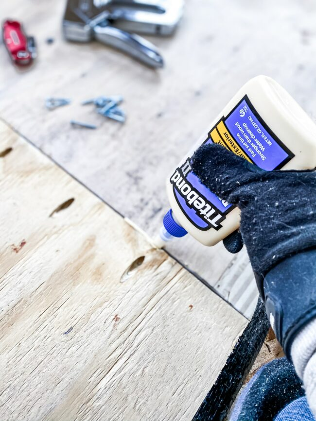 Wood Glue and Pocket Holes