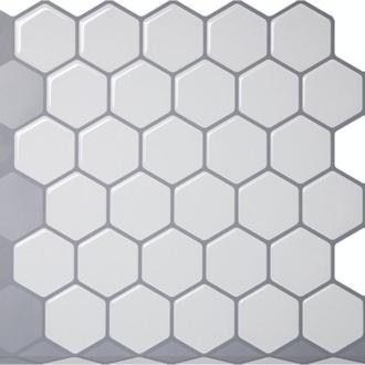 Tic Tac Tiles Hexagon