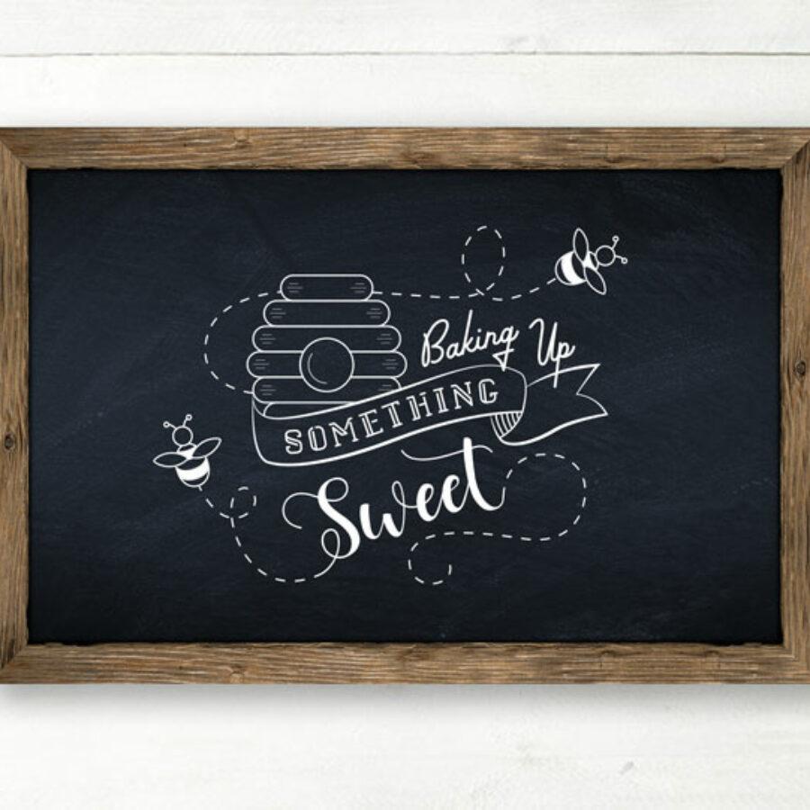 Baking up Something Sweet Printable