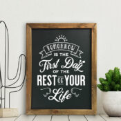 Inspirational Quote Printable
