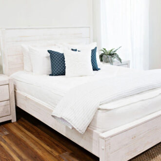 Simply White Beddy's for RV